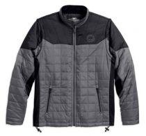 Men's Convertible Packable Mid-Layer Jacket