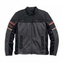 Men's Valor Mesh & Textile Riding Jacket