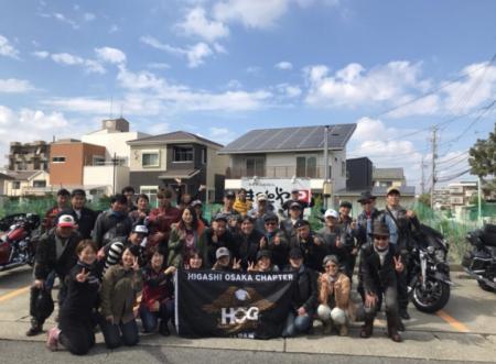 10月東大阪ツーリングの詳細ご案内