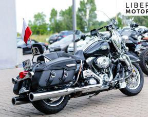 Piękny ROAD KING Classic//Polski salon// serwisowany w ASO