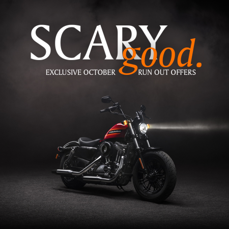 Scary Good Exclusive October Run Out Offers