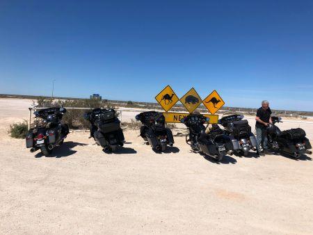 Ride blog - 2019 FLHT ELECTRA GLIDE® STANDARD.