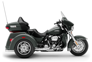 Tri Glide<sup>®</sup> Ultra - 2020 Motorcycles
