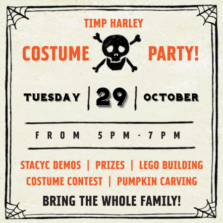 Costume Party at THD
