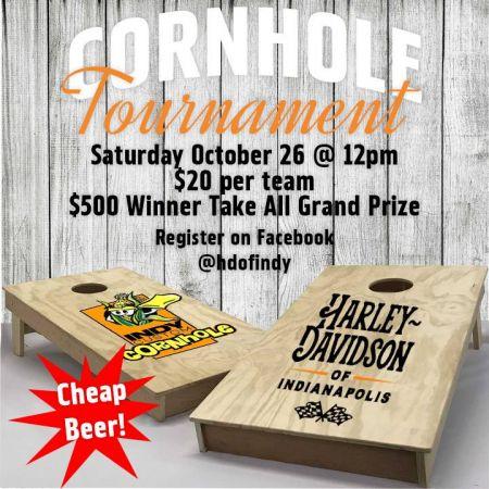 Corn Hole Tourney