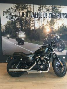 harley Davidson Sportster 883 Iron
