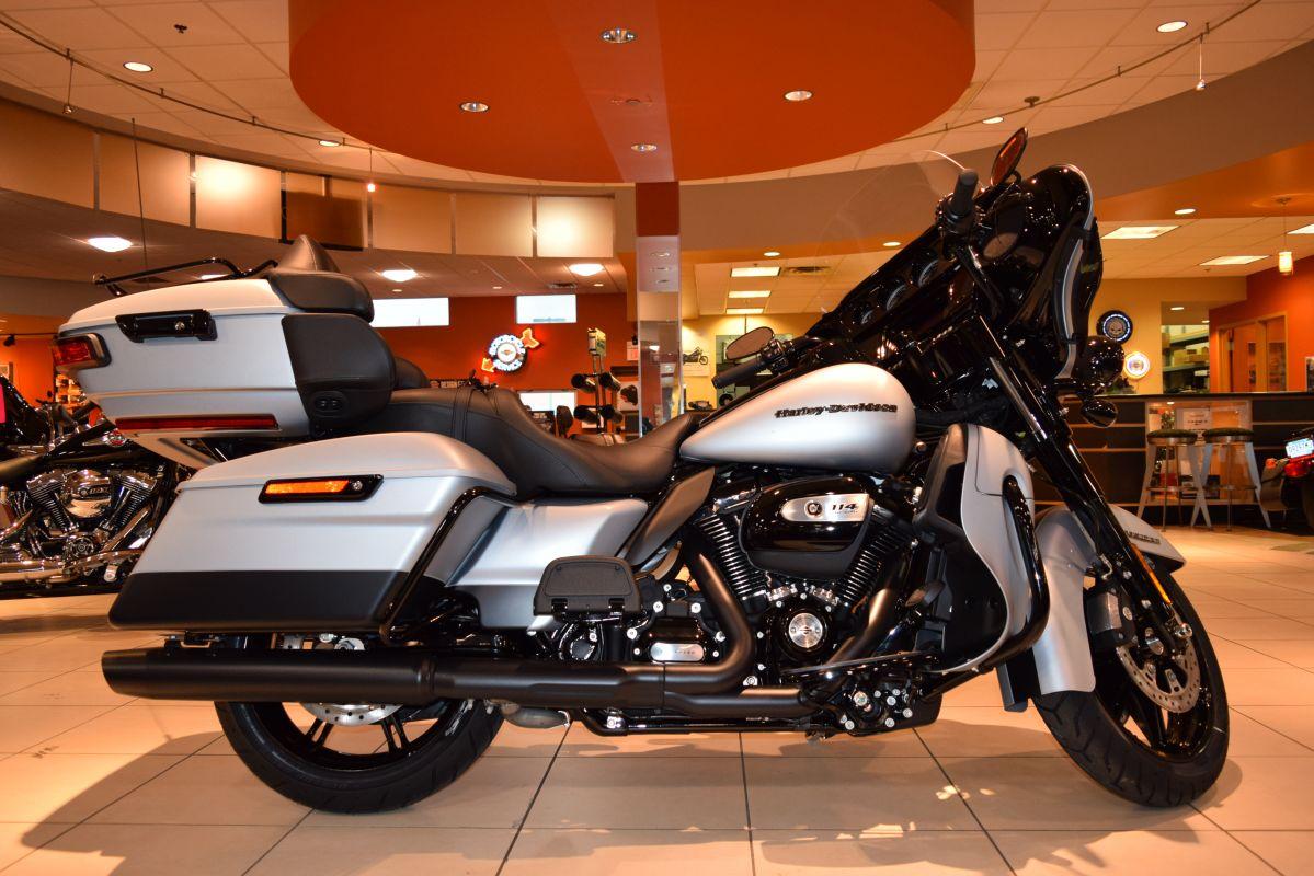 2020 Harley-Davidson Touring FLHTK Ultra Limited