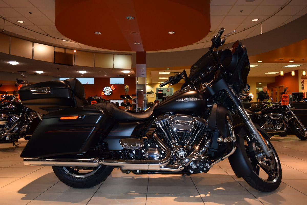 2015 Harley-Davidson Touring Street Glide Special FLHXS Stage 3