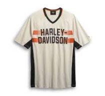 Harley Davidson Men's Performance Mesh Accent Tee
