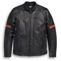 Harley-Davidson Leather Jacket Vanocker waterproof