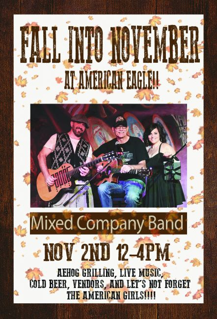 Fall Into November @ American Eagle
