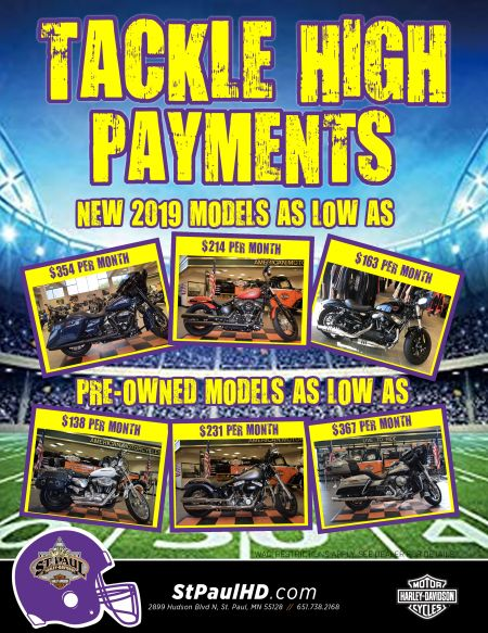 Tackle High Payments!