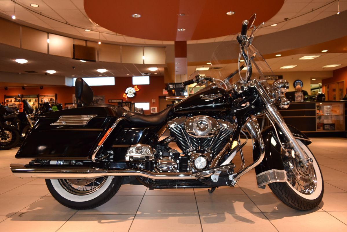 2007 Harley-Davidson Touring FLHRC Road King Classic