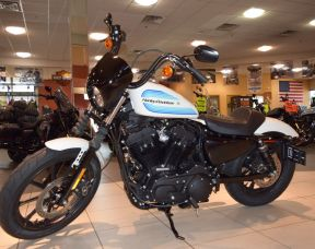 2019 Harley-Davidson XL1200NS Sportster Iron 1200