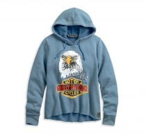HOODIE-ARCHIVES EAGLE,L/S,KNT,