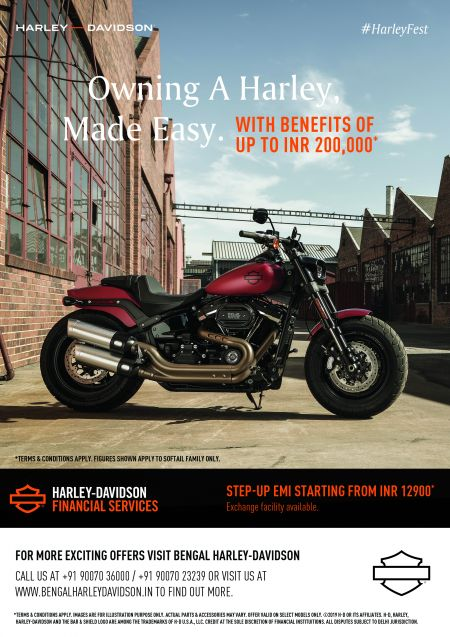 OWNING A FAT BOB™ MADE EASY!
