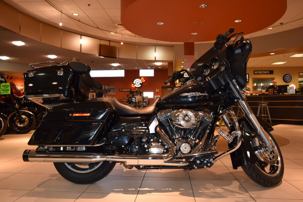 2013 Harley-Davidson Touring FLHX Street Glide
