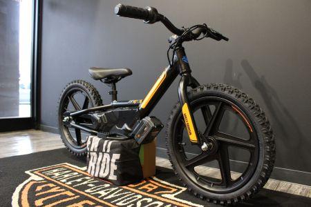 【日本初上陸】子供向け電動バイク 『H-D mini LIVEWIRE Iron e16』
