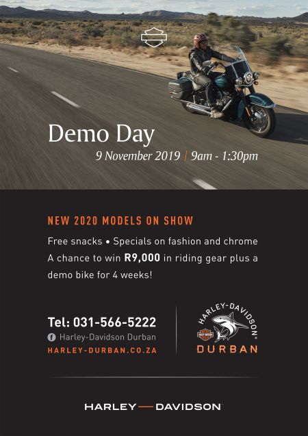 Demo Day!