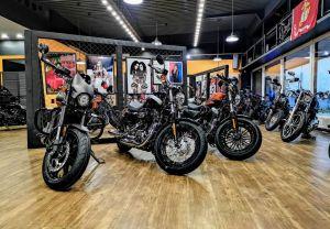 Harley-Davidson Liberator - SALON