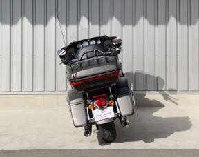 2018年モデル / Ultra Limited Low / FLHTKL / ウルトラリミテッドロー / インダストリルグレーデニム&ブラックデニム