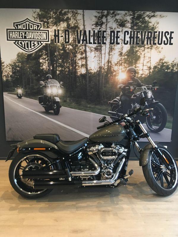 Harley Davidson Softail Breakout 114 - 2019