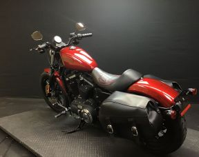 2012 HARLEY TOURING XL 883N - Sportster Iron 883™