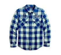 Рубашка мужская H-D GARAGE COLLECTION