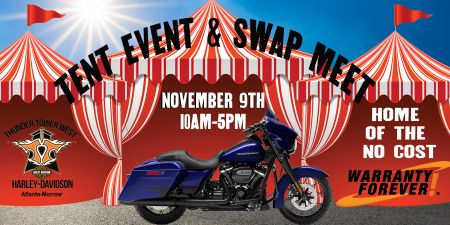 Tent Event and Swap Meet
