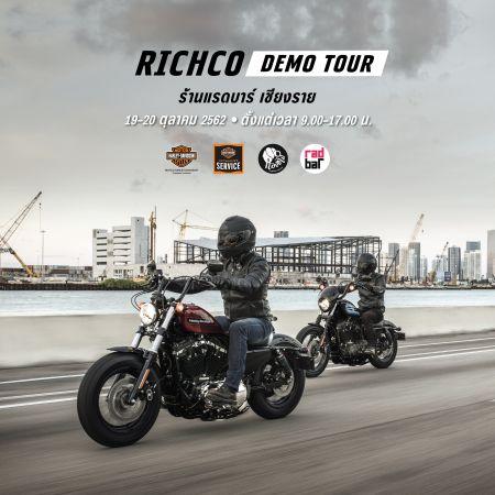 Richco Demo Tour @CHIANG RAI