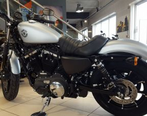2020 Harley Davidson Sportster XL883 Iron