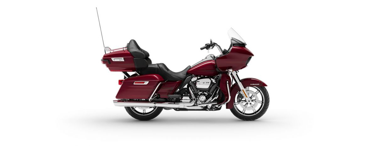 2020 Road Glide Limited – Chrome