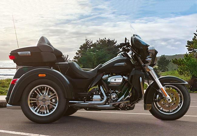 2019 Harley-Davidson Tri Glide Ultra Demo