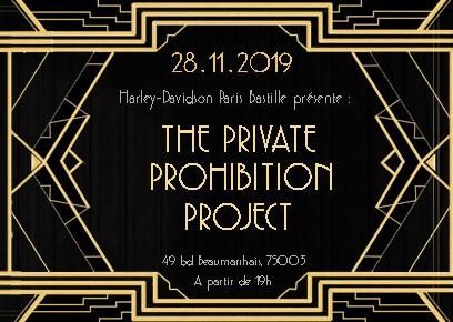 THE PRIVATE PROHIBITION PROJECT