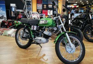 1972 AMF Harley-Davidson Rapido 125cc