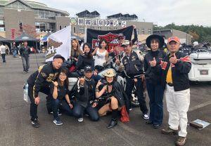 2019年10月20日(日)ファンライドラリー in 岡山