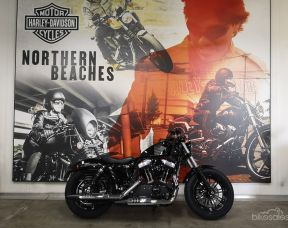 2017 Harley-Davidson Forty-Eight (XL1200X)