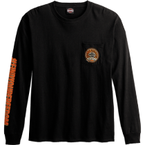 ΜΠΛΟΥΖΑ Stamped Out L/S Pocket T LG