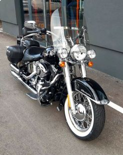 Softail Deluxe 2012