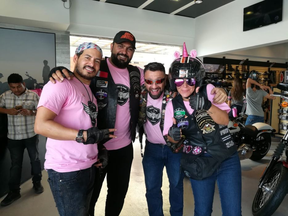 RIDE IN PINK, H.O.G BAHRAIN CHAPTER OCT.2019