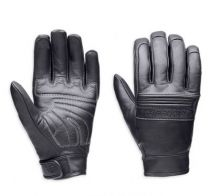 TAILGATER TOUCHSCREEN-COMPATIBLE LEATHER GLOVES
