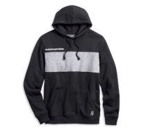 Džemperis ar kapuci COLORBLOCK
