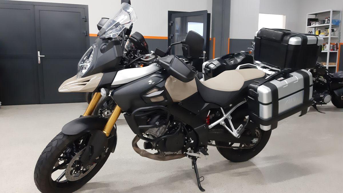 Suzuki V-storm DL1000A