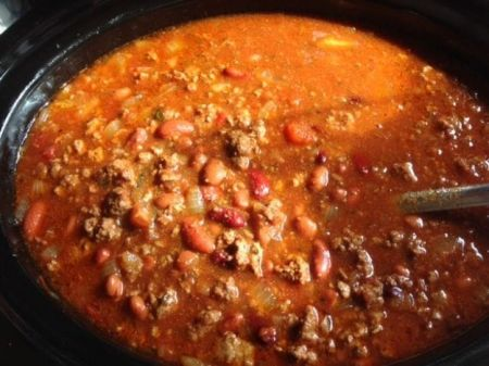 It's Getting Chili Day