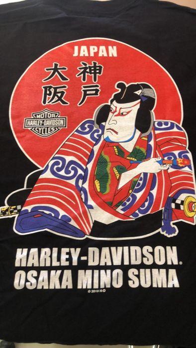 HD大阪オリジナルTシャツ