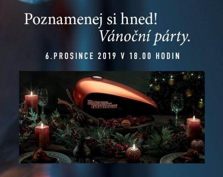 Vánoční párty 2019