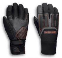 Harley-Davidson® Men's Vanocker Under Cuff Gauntlet Gloves