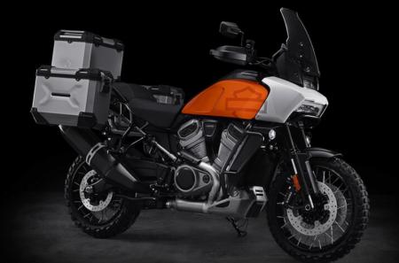 LANZAMIENTO EN 2020 PAN AMERICA™ Motocicleta Adventure Touring
