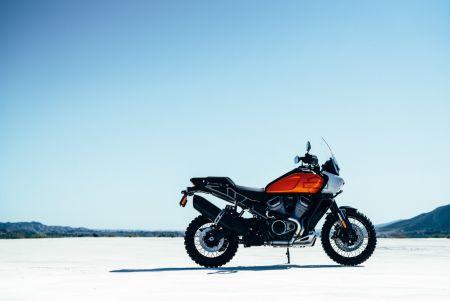 Milánóban debütáltak a Harley-Davidson vadonatúj erőgépei