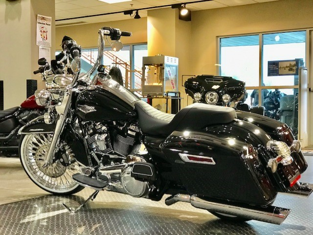 2020 Road King Custom Build
